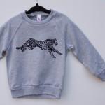 Cheetah Toddler Fleece