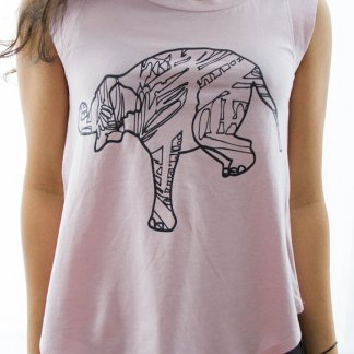 Elephant Design Women's T-Shirt