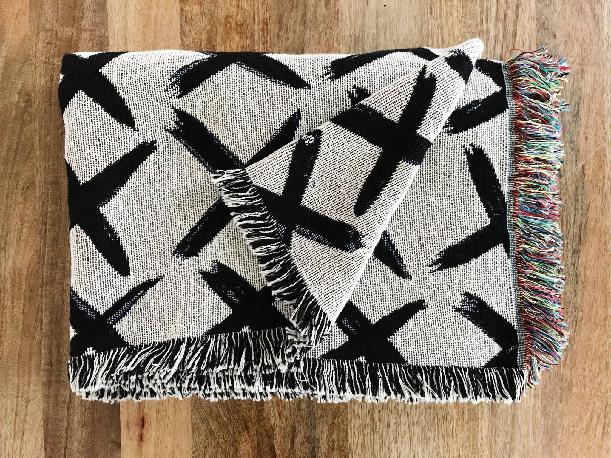 X Throw Blanket