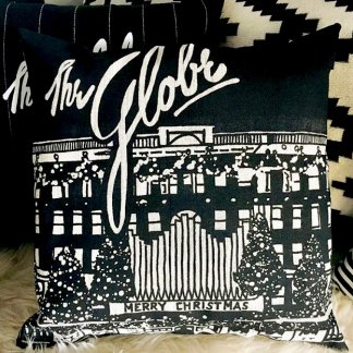The Globe Pillow